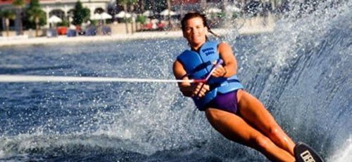 Tremblant Summer Water Sports