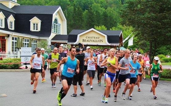 Mont Tremblant Ironman 2017. Proud Sponsor. Chateau Beauvallon offers preferential rates for training stays and during the event.
