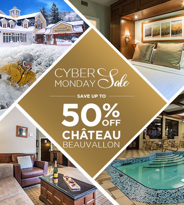 Chateau Beauvallon Cyber Monday Sale!