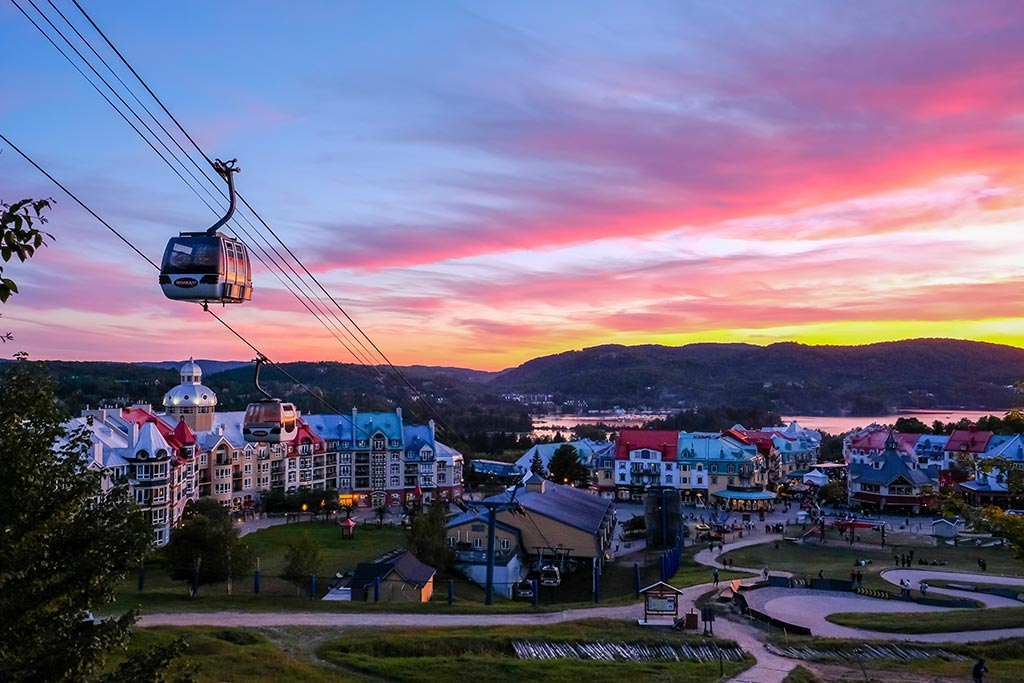 Amazing hotel deals in Tremblant that can save you up to 35% off.